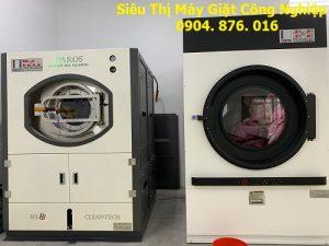 lắp đặt máy giặt công nghiệp ở Thái Bình