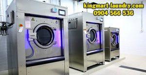 Máy giặt công nghiệp nhập khẩu châu âu