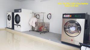 Máy giặt công nghiệp cho bệnh viện tại Quảng trị