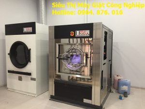 Lắp đặt máy giặt sấy cho thẩm mỹ viện ở Đà Nẵng