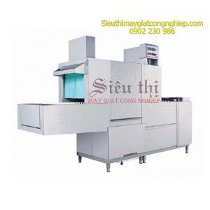 Máy rửa khay chén bát công nghiệp băng tải mini Prime PMFE-500M(G)
