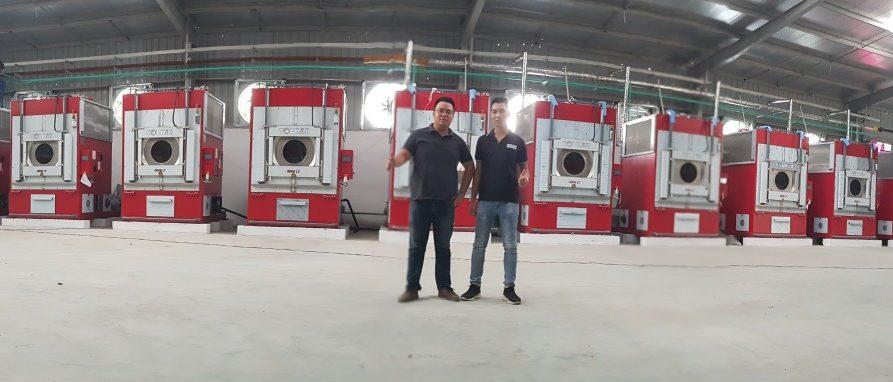 Siêu thị máy giặt công nghiệp