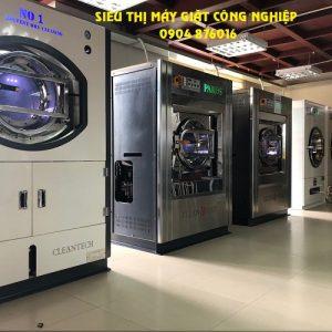 Phân phối máy giặt công nghiệp cho trung tâm bảo trợ xã hội