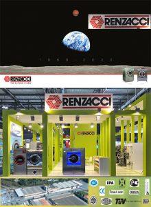 Thiết bị máy giặt công nghiệp Renzacci