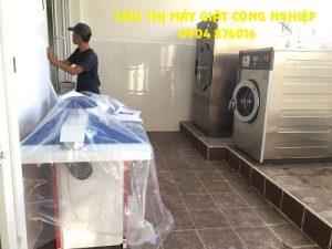 Bán máy giặt công nghiệp cho khách sạn