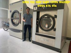 Bán máy giặt công nghiệp cho xưởng giặt ở Lào Cai