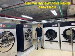 Chuyển giao máy giặt công nghiệp cho Khách Sạn ở Thanh Hóa