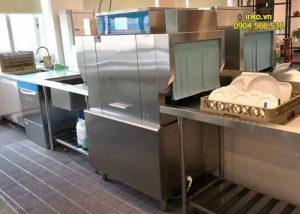 Cung ứng máy rửa bát cho trung tâm tổ chức sự kiện