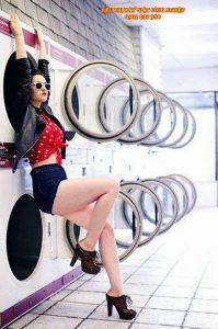 Mô hình giặt là tự phục vụ