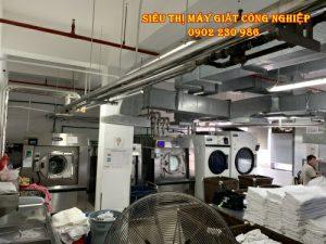 Tư vấn thiết bị máy giặt sấy công nghiệp Nhập khẩu từ Thái Lan