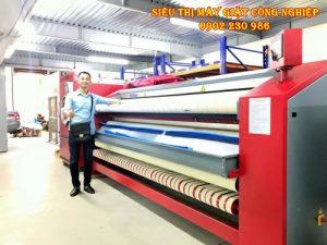 Thiết bị máy giặt công nghiệp tiết kiệm điện cho công ty ở Quảng Ninh