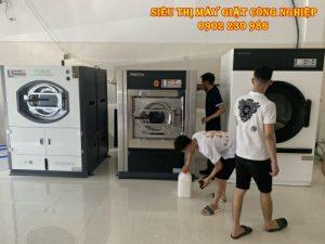 Máy giặt công nghiệp nào bền tốt cho công ty ở Đà Nẵng