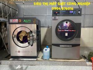 Máy giặt công nghiệp cho tiệm giặt ở Bắc Giang