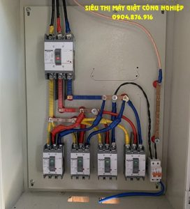 Nguồn điện không ổn định cũng là nguyên nhân khiến máy ngừng hoạt động