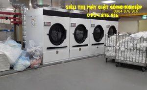 Máy sấy công nghiệp thương hiệu HS Cleantech