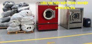 Máy giặt công nghiệp 35kg Tolkar có độ tin cậy cao